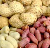 Полезен ли жареный арахис для мужчин