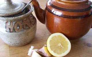 Чесночный чай полезные свойства и противопоказания