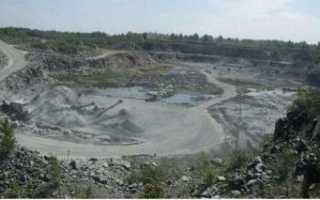 Полезные ископаемые в новосибирской области