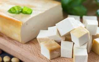 Чем полезен для женщин сыр тофу