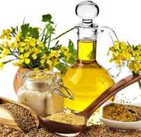 Полезные свойства масла горчичного