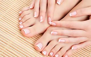 Продукты полезные для ногтей