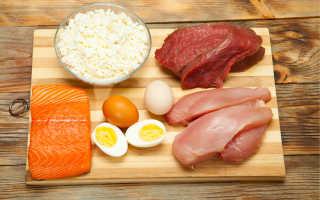 Полезные белки для похудения