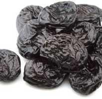 Что полезного в черносливе