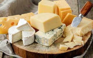 Твердый сыр польза