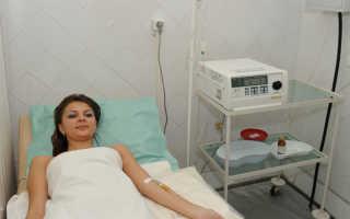Чем полезна озонотерапия внутривенно