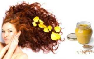 Чем горчица полезна для волос
