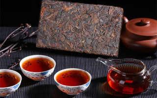 Чай пуэр китайский чем полезен