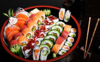 Суши и роллы чем полезны