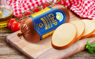 Колбасный сыр полезен ли