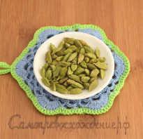 Кардамон зеленый полезные свойства