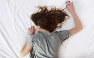 Что полезно делать перед сном