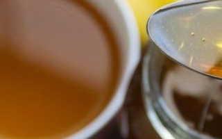 Полезен ли чай с медом