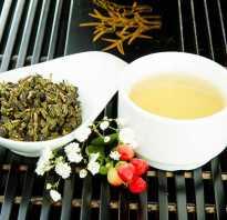 Улун чай полезные свойства