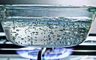 Сырая вода польза и вред