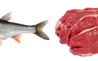 Рыба или курица что полезнее