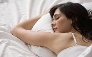 Спать на животе полезно