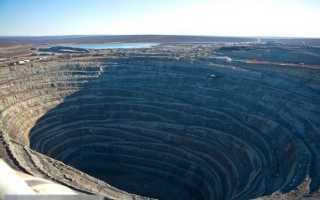 Полезных ископаемых в россии карта