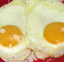 Чем полезна яичница на завтрак