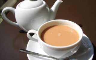 Полезно ли чай с молоком