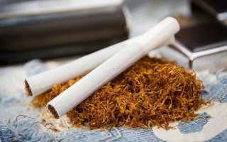 Сигареты или табак что вреднее