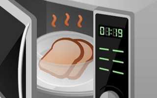 О вреде микроволновых печей