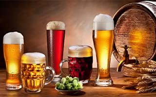 Что в пиве полезного