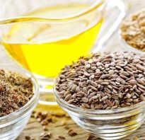 Семена льна польза вред