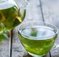 Чай из мелиссы польза