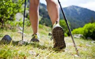 Ходить пешком чем полезно