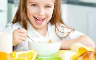 Самый полезный завтрак для детей