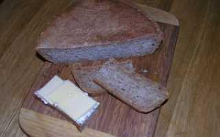 Хлеб полезный в домашних условиях