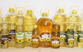 Рафинированное масло вред или польза