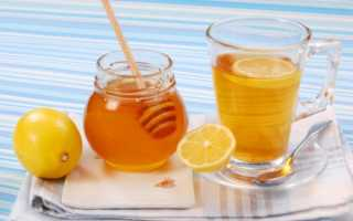 Чай с медом и лимоном чем полезен
