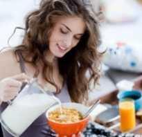 Что утром полезно кушать