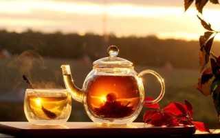Полезно или вредно пить много чая