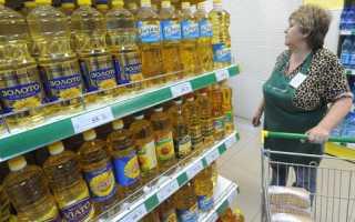 Растительное масло полезно ли