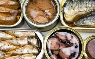 Рыбные консервы чем полезны