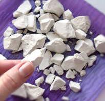 Полезно ли есть глину