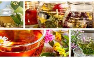 Травяной чай самый полезный