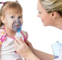 Полезны ли ингаляции при кашле