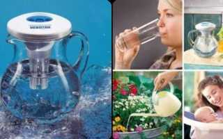 Чем полезна серебряная вода