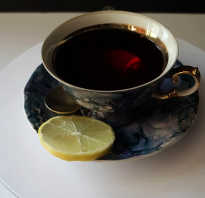 Полезен ли крепкий чай