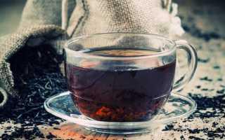Чем полезен черный чай крепкий
