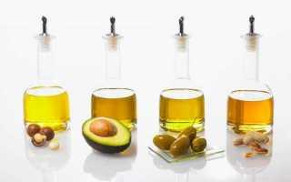Самые полезные растительные масла для еды