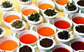 Какой чай самый полезный и вкусный