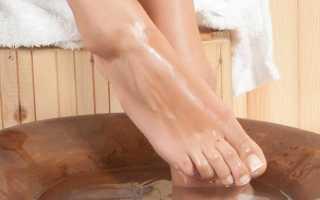 Парить ноги почему полезно