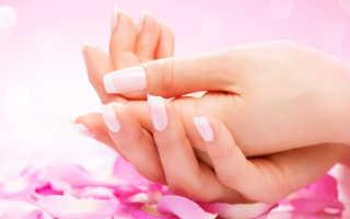 Полезные для ногтей продукты