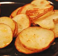 Полезна ли жареная картошка