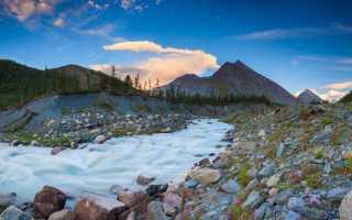 Полезные ископаемые алтайских гор